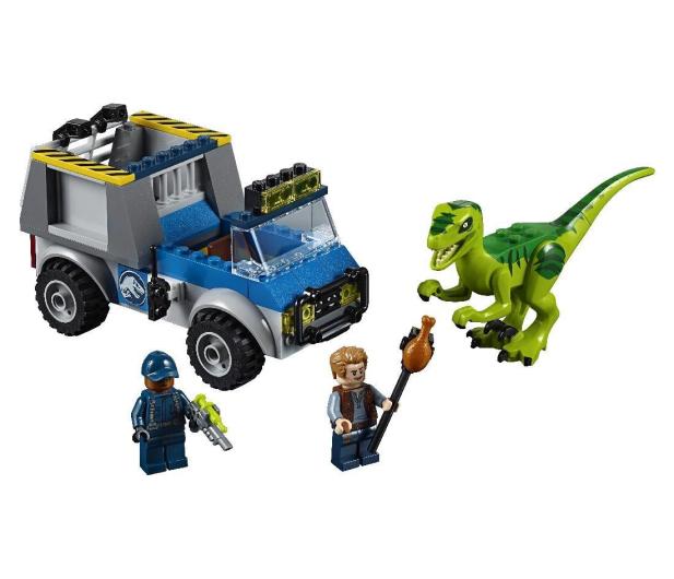 LEGO Juniors Na ratunek raptorom - 432443 - zdjęcie 3