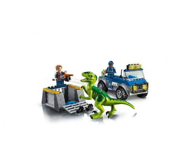 LEGO Juniors Na ratunek raptorom - 432443 - zdjęcie 4