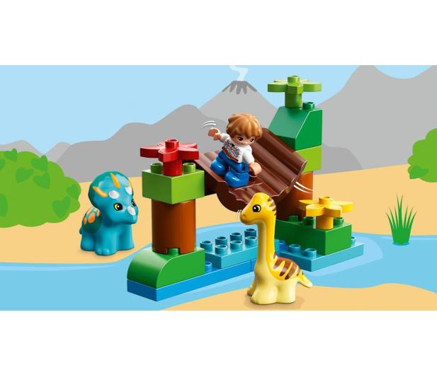 """LEGO DUPLO Minizoo """"Łagodne olbrzymy"""" - 432470 - zdjęcie 5"""