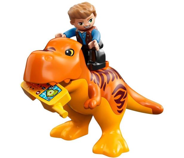 LEGO Duplo Wieża tyranozaura - 432471 - zdjęcie 4