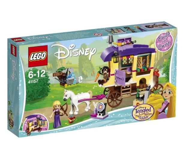 LEGO Disney Karawana podróżna Roszpunki - 432482 - zdjęcie