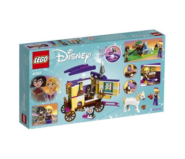 LEGO Disney Karawana podróżna Roszpunki - 432482 - zdjęcie 2