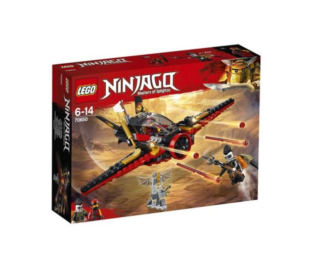 LEGO NINJAGO Skrzydło przeznaczenia - 432539 - zdjęcie