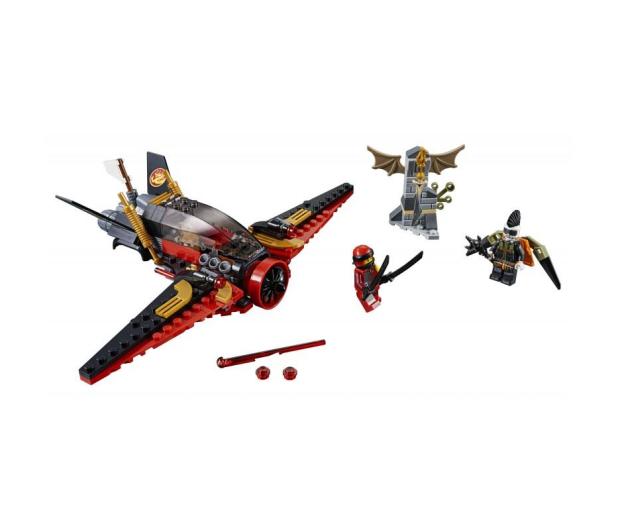 LEGO NINJAGO Skrzydło przeznaczenia - 432539 - zdjęcie 2