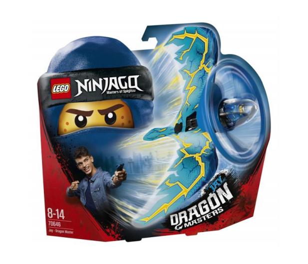 LEGO NINJAGO Jay — smoczy mistrz  - 432535 - zdjęcie