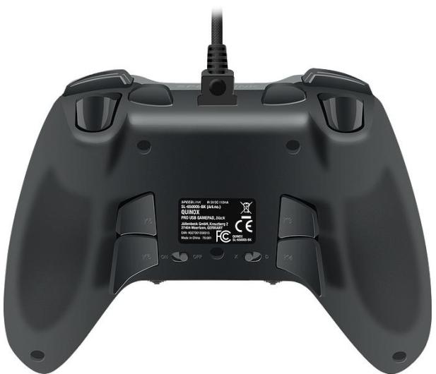 SpeedLink QUINOX Pro USB (PC) - 425873 - zdjęcie 3
