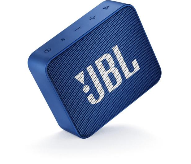JBL GO 2 Niebieski - 427911 - zdjęcie 2