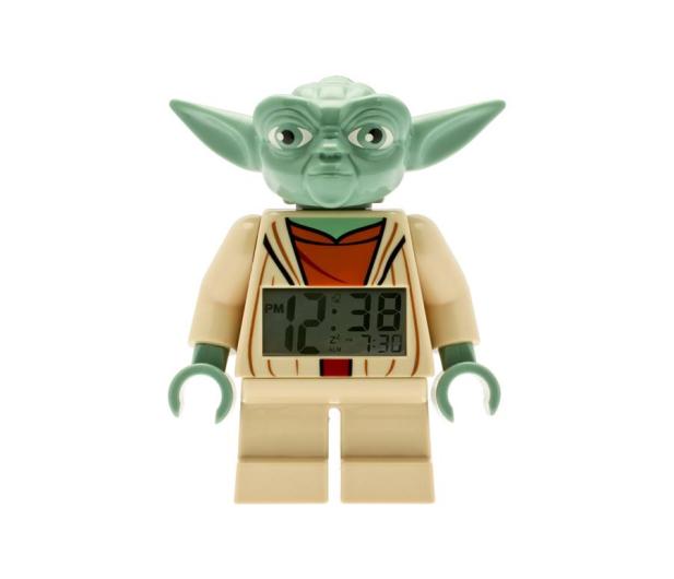 POLTOP LEGO Disney Star Wars Budzik Yoda - 419545 - zdjęcie