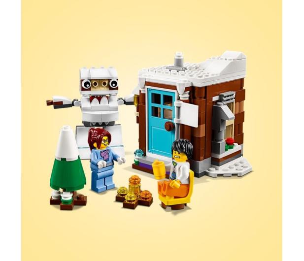 LEGO Creator Ferie zimowe - 395102 - zdjęcie 5