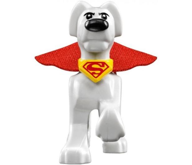 LEGO DC Comic Super Heroes Superman i Krypto łączą siły - 395184 - zdjęcie 6