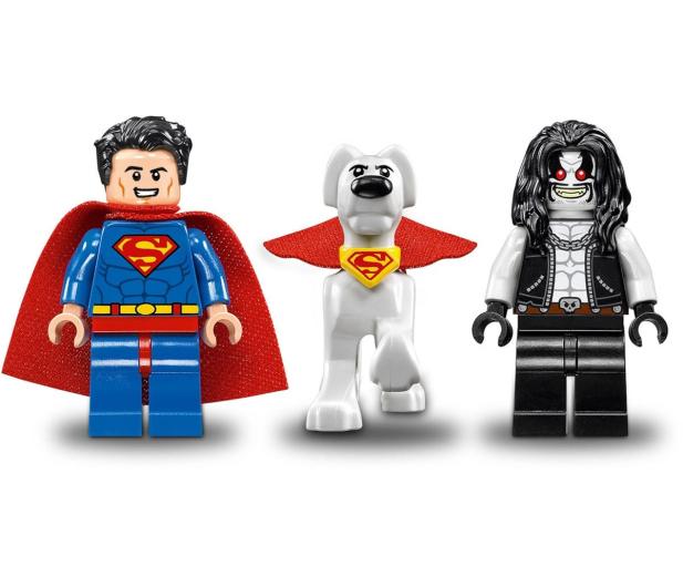 LEGO DC Comic Super Heroes Superman i Krypto łączą siły - 395184 - zdjęcie 5