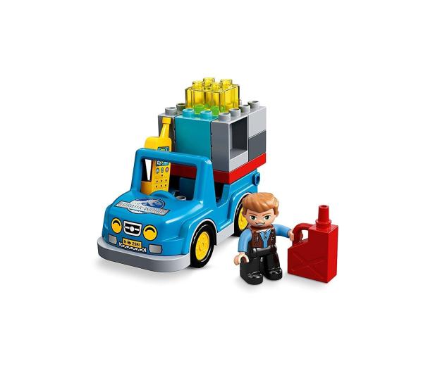 LEGO Duplo Wieża tyranozaura - 432471 - zdjęcie 3