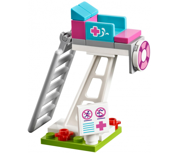 LEGO Friends Basen w Heartlake - 343307 - zdjęcie 4