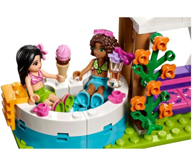 LEGO Friends Basen w Heartlake - 343307 - zdjęcie 7