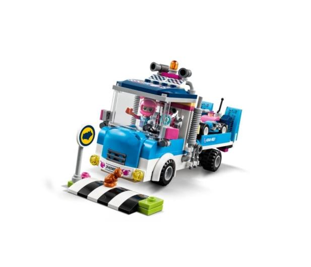 LEGO Friends Furgonetka usługowa - 431415 - zdjęcie 5