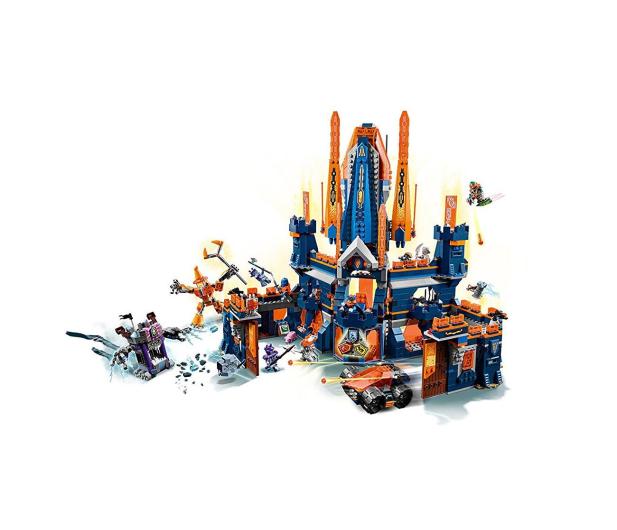 LEGO Nexo Knights Zamek Knighton - 362903 - zdjęcie 6