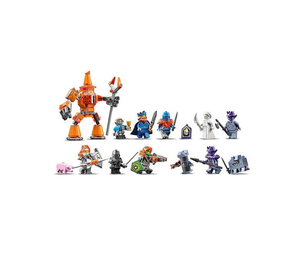 LEGO Nexo Knights Zamek Knighton - 362903 - zdjęcie 3