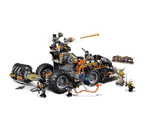 LEGO NINJAGO Dieselnauta - 432544 - zdjęcie 4