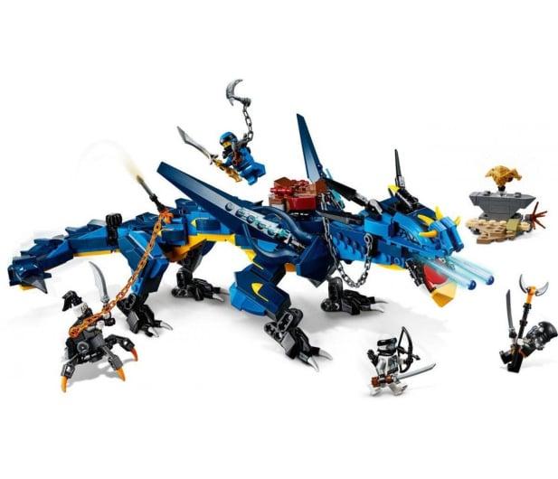 LEGO NINJAGO Zwiastun Burzy - 426639 - zdjęcie 4