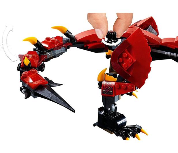 LEGO NINJAGO Firstbourne - 432543 - zdjęcie 3