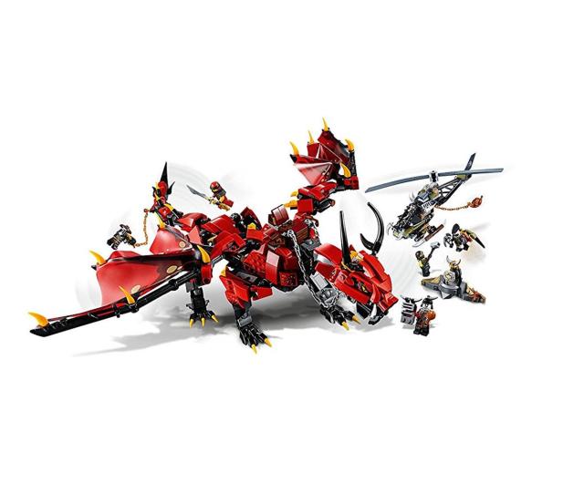 LEGO NINJAGO Firstbourne - 432543 - zdjęcie 4