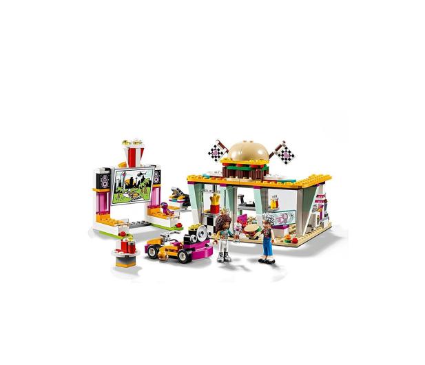LEGO Friends Wyścigowa restauracja - 431403 - zdjęcie 4