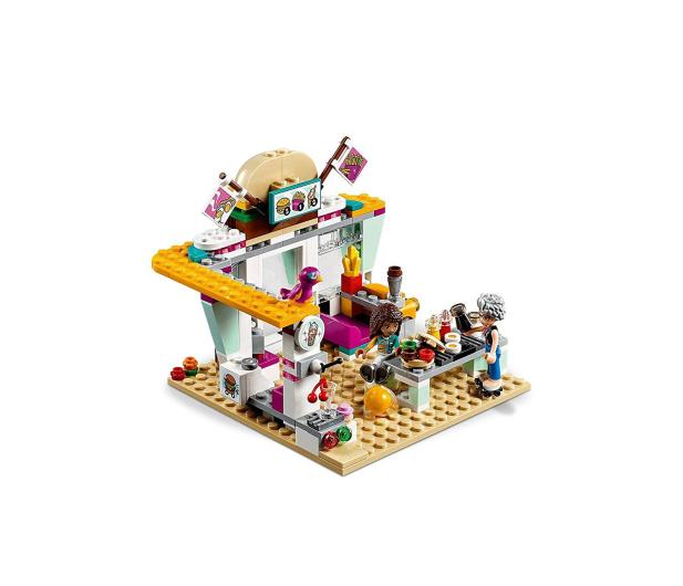 LEGO Friends Wyścigowa restauracja - 431403 - zdjęcie 6