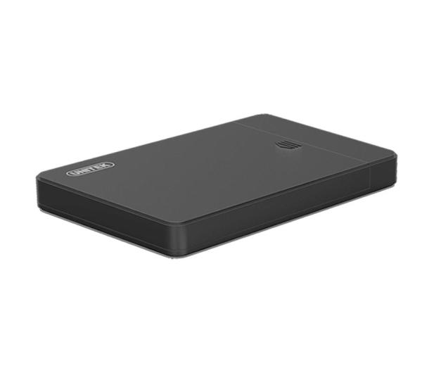 """Unitek Obudowa do dysku 2.5"""" (USB 3.0, 6G, UASP, czarny) - 434801 - zdjęcie"""
