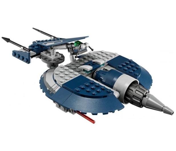 LEGO Star Wars Ścigacz bojowy generała Grievousa - 395171 - zdjęcie 3