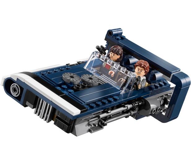 LEGO Star Wars Śmigacz Hana Solo - 424115 - zdjęcie 4