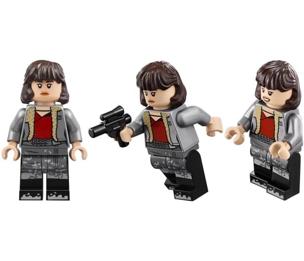 LEGO Star Wars Śmigacz Hana Solo - 424115 - zdjęcie 6