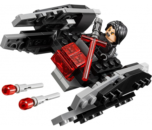 LEGO Star Wars A-Wing kontra TIE Silencer - 395166 - zdjęcie 5