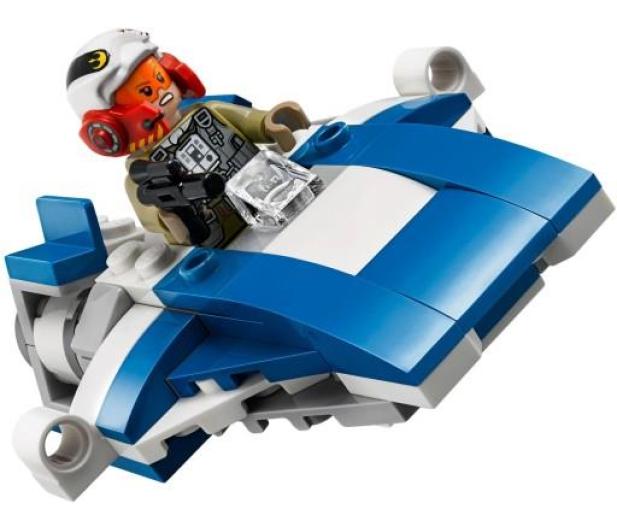 LEGO Star Wars A-Wing kontra TIE Silencer - 395166 - zdjęcie 6