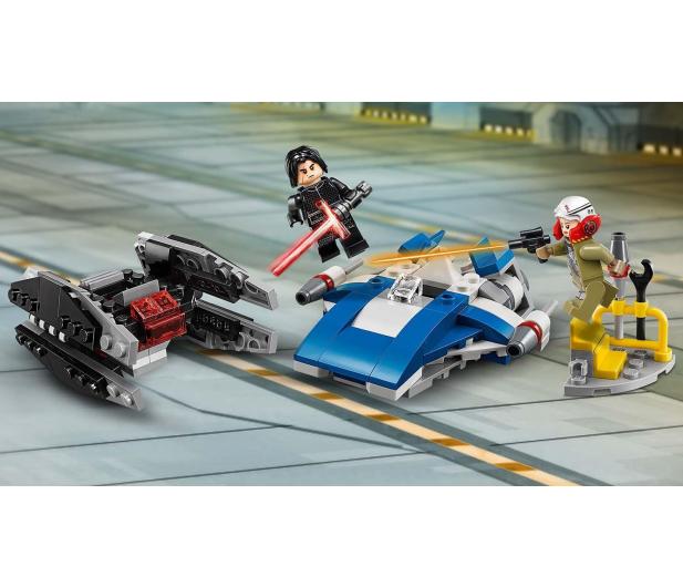 LEGO Star Wars A-Wing kontra TIE Silencer - 395166 - zdjęcie 7