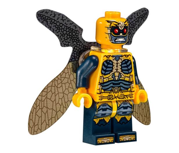 LEGO Super Heroes  Atak powietrzny Batmobila - 376717 - zdjęcie 7