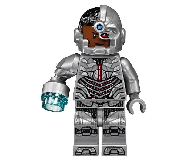 LEGO Super Heroes  Atak powietrzny Batmobila - 376717 - zdjęcie 9
