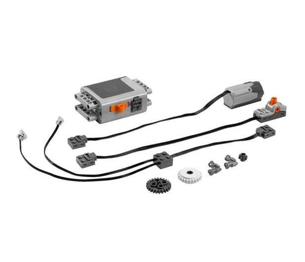 LEGO Technic Silnik Power Function - 158404 - zdjęcie 3