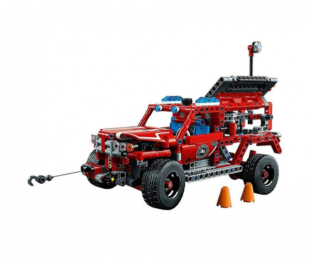 Lego Technic Pojazd Szybkiego Reagowania Klocki Lego Sklep