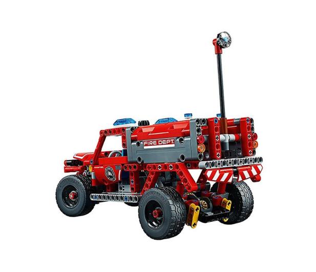 LEGO Technic Pojazd szybkiego reagowania - 395193 - zdjęcie 4