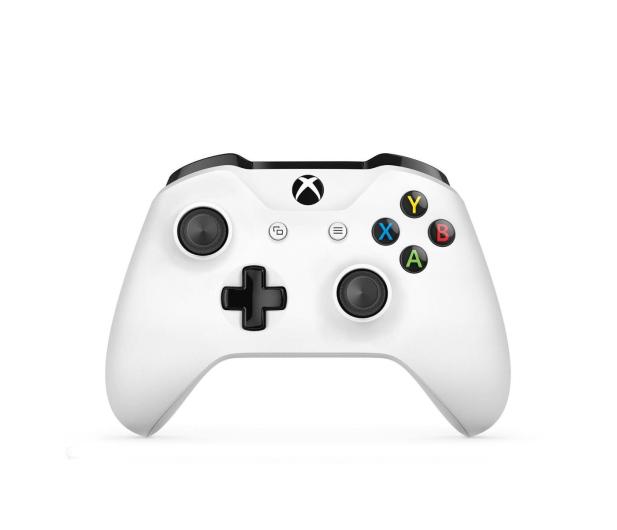 Microsoft Xbox One S Wireless Controller - White - 318631 - zdjęcie