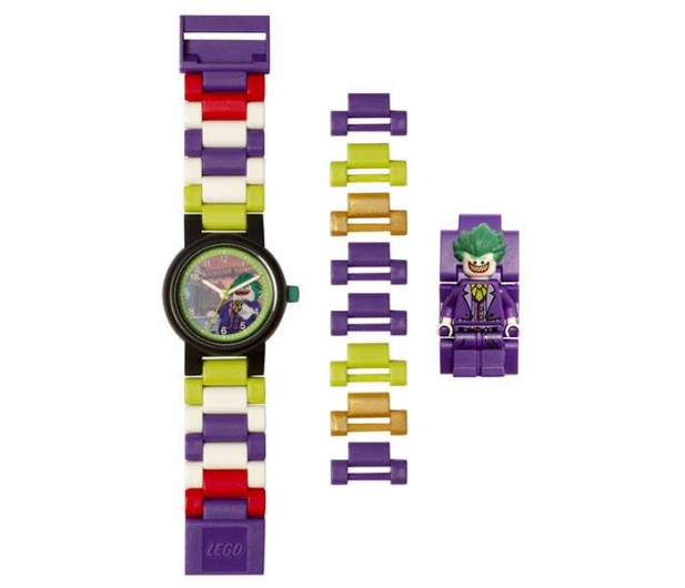 POLTOP LEGO Batman Movie Zegarek Joker - 418186 - zdjęcie 2