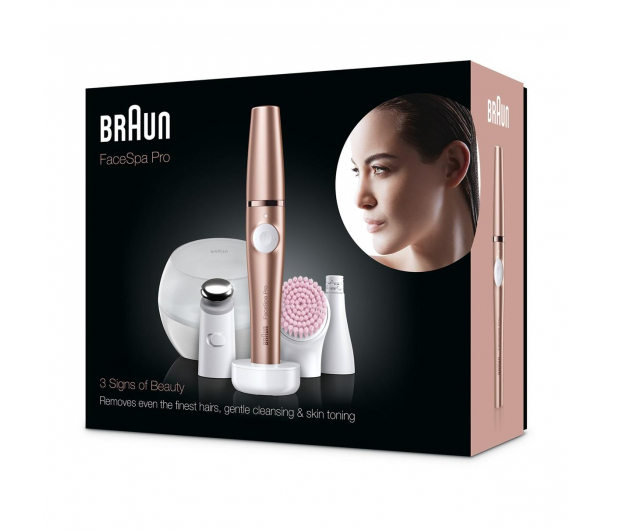 Braun FaceSpa Pro 921 - 436217 - zdjęcie 5