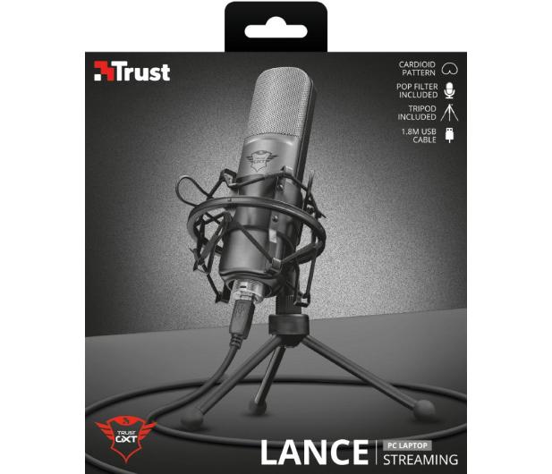 Trust GXT 242 Lance (USB) - 433443 - zdjęcie 5