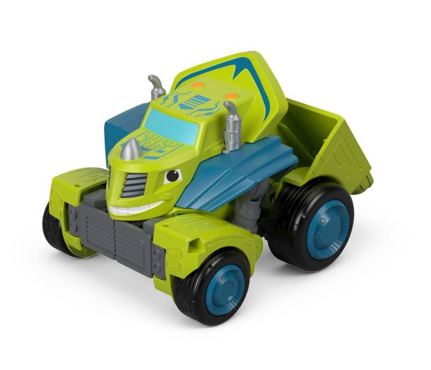 Fisher-Price Blaze Rider Zeg Pojazd Robot Zielony - 437007 - zdjęcie 2