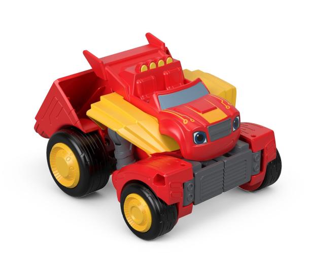 Fisher-Price Blaze Rider Pojazd Robot Czerwony - 437009 - zdjęcie 3