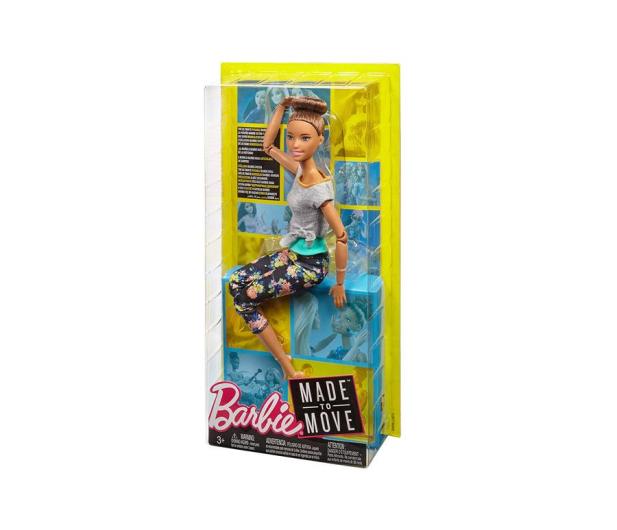 Barbie Made To Move Kwiecista Lalka Brunetka - 437021 - zdjęcie 2