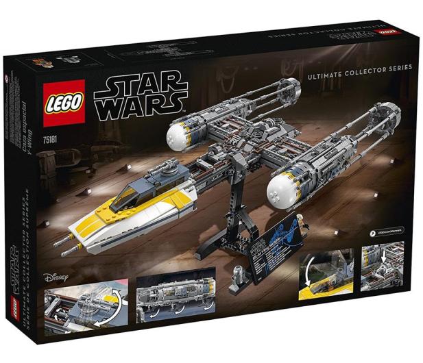 LEGO Star Wars Y-Wing Starfighter - 436958 - zdjęcie