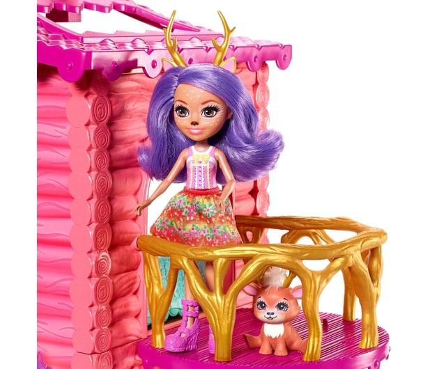 Mattel Enchantimals Wonderwood Domek Jelonków - 436972 - zdjęcie 4