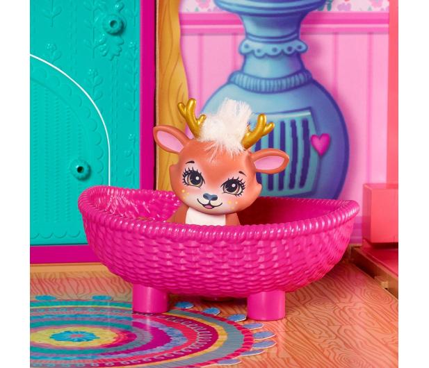 Mattel Enchantimals Wonderwood Domek Jelonków - 436972 - zdjęcie 5