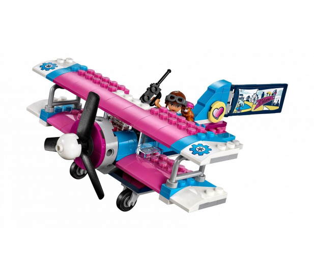 LEGO Friends Lot samolotem nad Miastem Heartlake - 436978 - zdjęcie 3